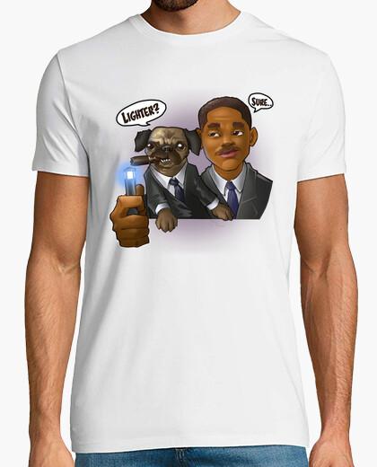 Camiseta MEN IN BLACK