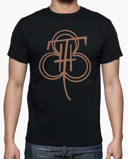 Men, short sleeve, black, high quality t-shirt