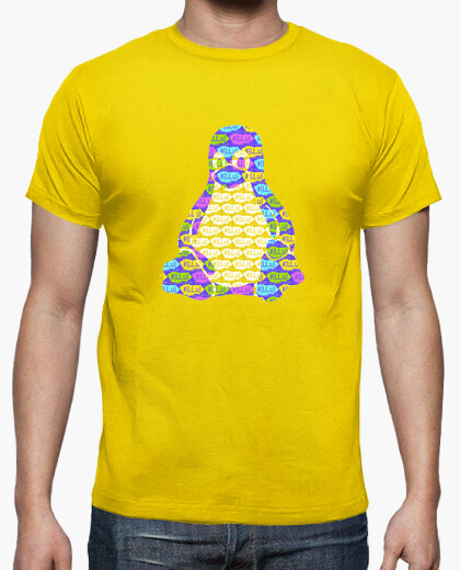 Men, short sleeve, lemon yellow, high...