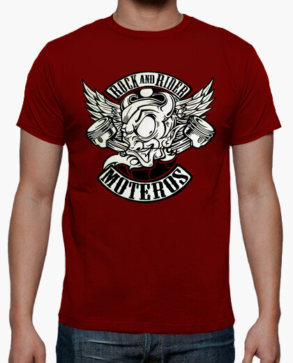 Men, short sleeve, red, top quality t-shirt
