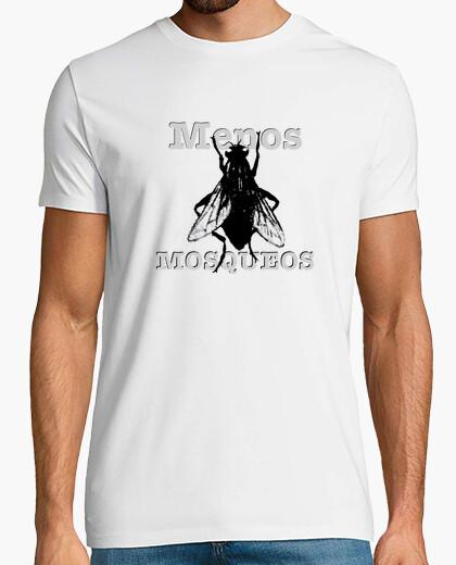Camiseta Menos mosqueos