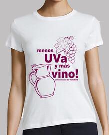 menos UVa y más vino! (blanca chica)