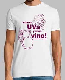 menos UVa y más vino! (blanca chico)