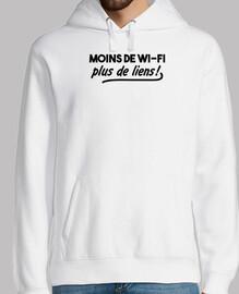 menos wi-fi más enlaces!