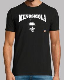MENOSMOLA (camisetas chico y chica)