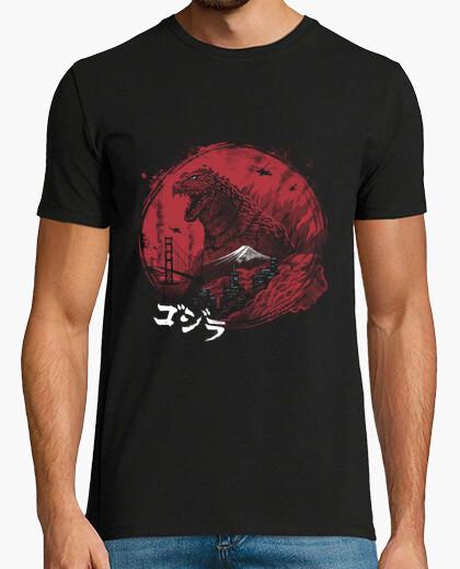 T-shirt mens della camicia di zillageddon