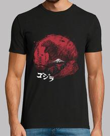 mens della camicia di zillageddon