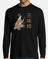 Men's t-shirt, long sleeve