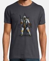 Men's t-shirt, short sleeve, retro style