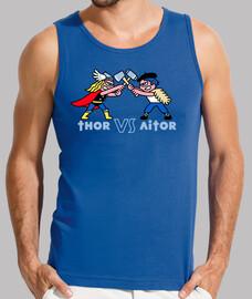 Men's t-shirt, Tank top, Royal Blue