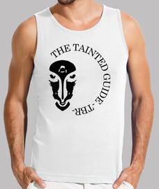 Men's t-shirt, Tank top, White