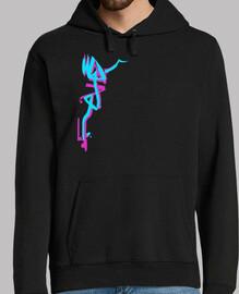 mens wyldstyle hoodie