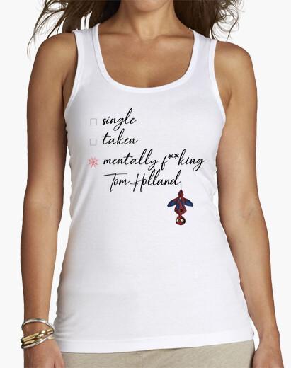 Camiseta Mentally f**king Tom Holland