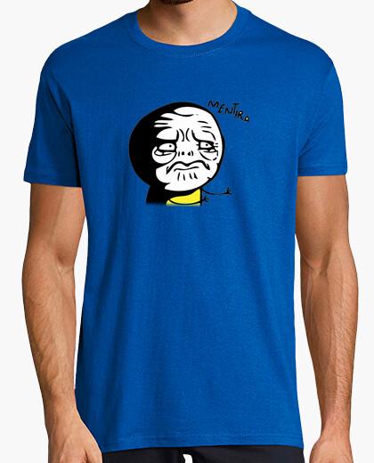 Camiseta Mentira...
