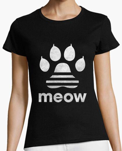 Tee-shirt meow classique