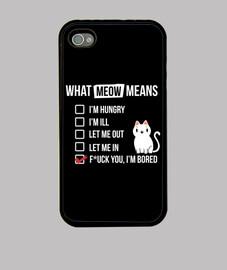 meow significato di cover