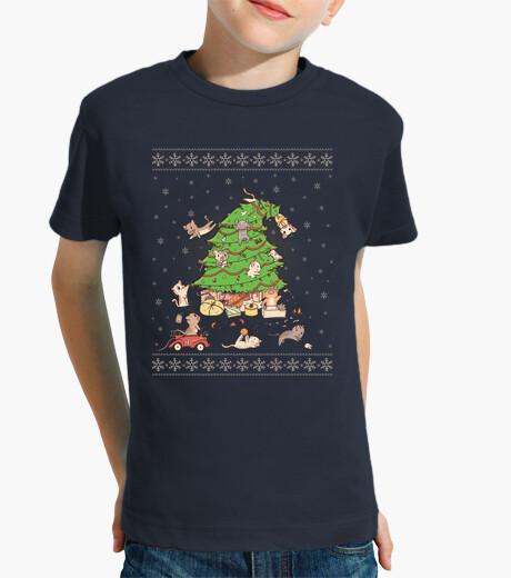 Abbigliamento bambino meowi christmas
