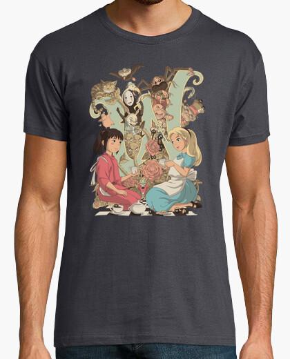 T-shirt meraviglie