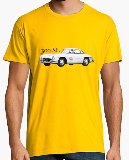 Camiseta mercedes sl 300 chico