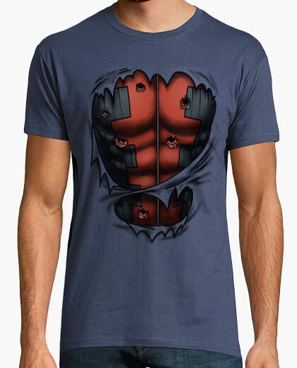 Tee-shirt mercenaire mouthy