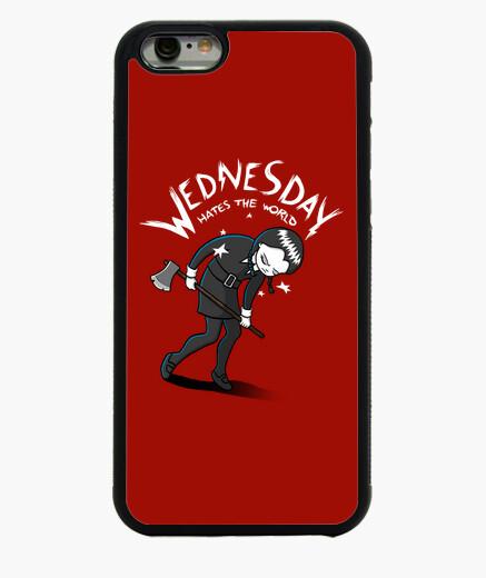 Coque Iphone 6 / 6S mercredi déteste le monde