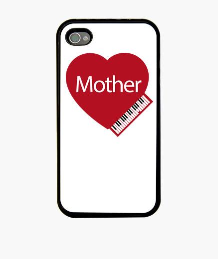 Coque iPhone mère