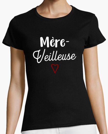 Tee-shirt Mère veilleuse cadeau