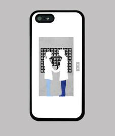 meredith e derek - cover iphone 4/5