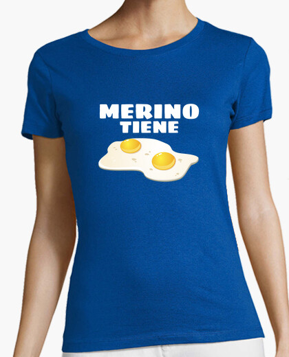 Merino has 2 eggs t-shirt