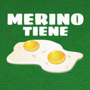 Tee-shirts Merino tiene 2 huevos