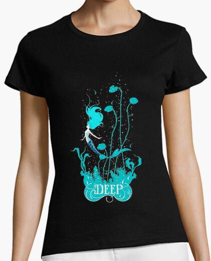 Camiseta mermaid