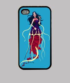 mermaid - iphone 4 (4s)