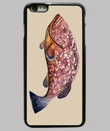 Mero Funda iPhone 6 Plus, negra