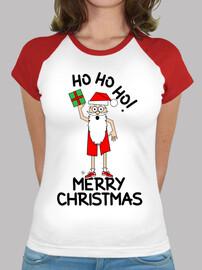 MERRY CHRISTMAS. SANTA