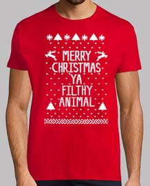 Merry Christmas, Ya Filthy Animal! (Home Alone)