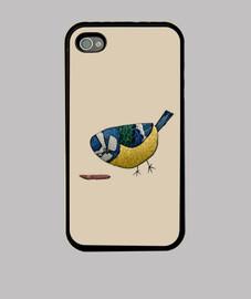 mésange bleue i-phone 4