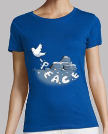 messager de la paix (bleu)