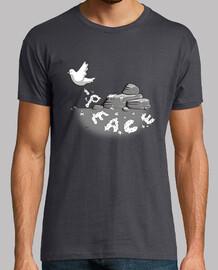 messaggero di pace (grigio)