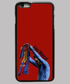 Messi El Clasico Celebracion Funda iPhone 6 PLUS