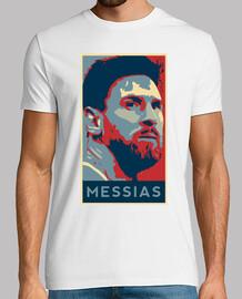 Messi FCB White