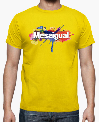 Messigual t-shirt