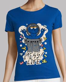 messy life - oscar