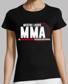 Mestre ludus MMA chica