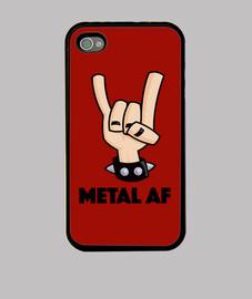 Metal AF Devil Horns