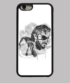 Metal Gear Graffitti pour iPhone 6