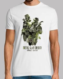 metal gear snake and eva