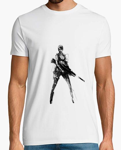 Camiseta Metal Gear Solid 5 Quiet