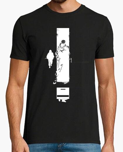 Camiseta Metal Gear Solid Exclamacion
