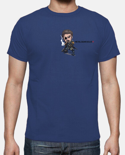 Camisetas Metal Gear Solid V