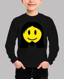 Metal Head Smiley